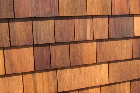 Real Cedar Shingles is one of the most beautiful and traditional materials for siding.