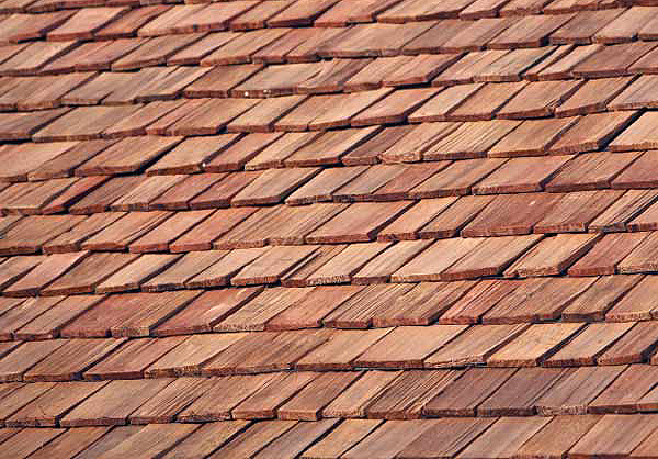 Fire Retardant Treatment For Cedar Shakes And Shingles